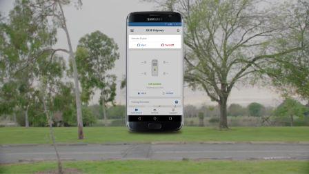 如何使用HondaLink远程启动