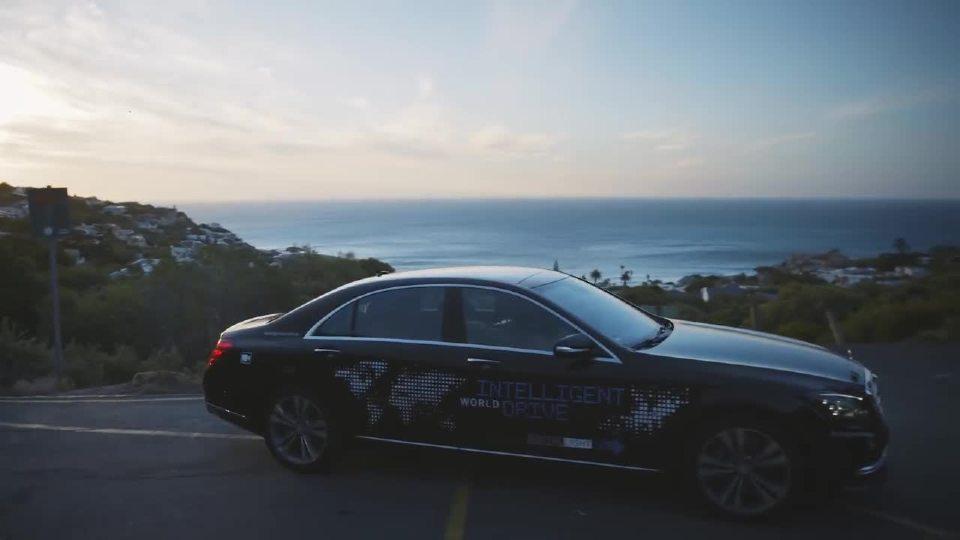 梅赛德斯奔驰智能驾驶游世界―第四站南非
