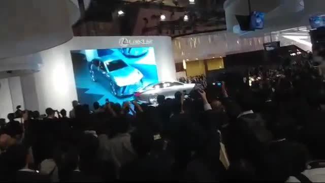 2017东京车展 雷克萨斯 LS 亮相