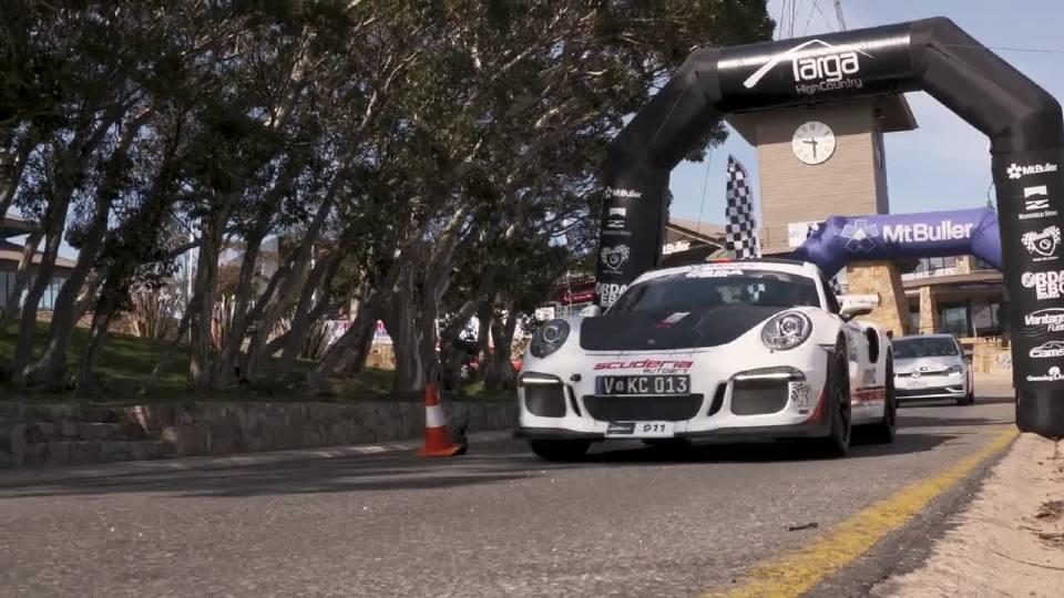 保时捷911 GT3 RS 传奇数据的制造者