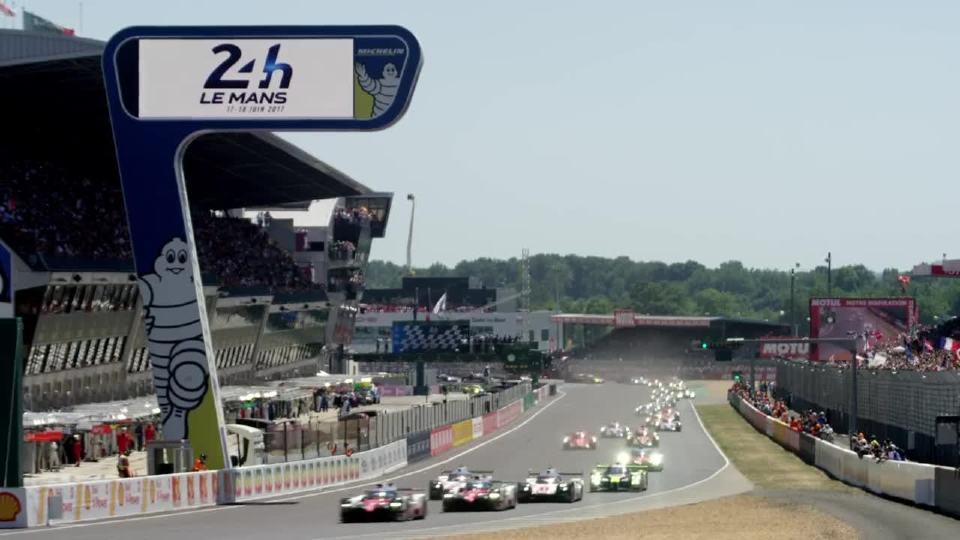 保时捷FIA WEC 2017赛季赛事回顾