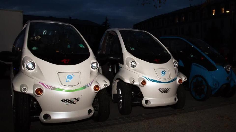 丰田新能源汽车最新亮相