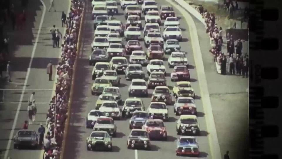 奔驰AMG的历史