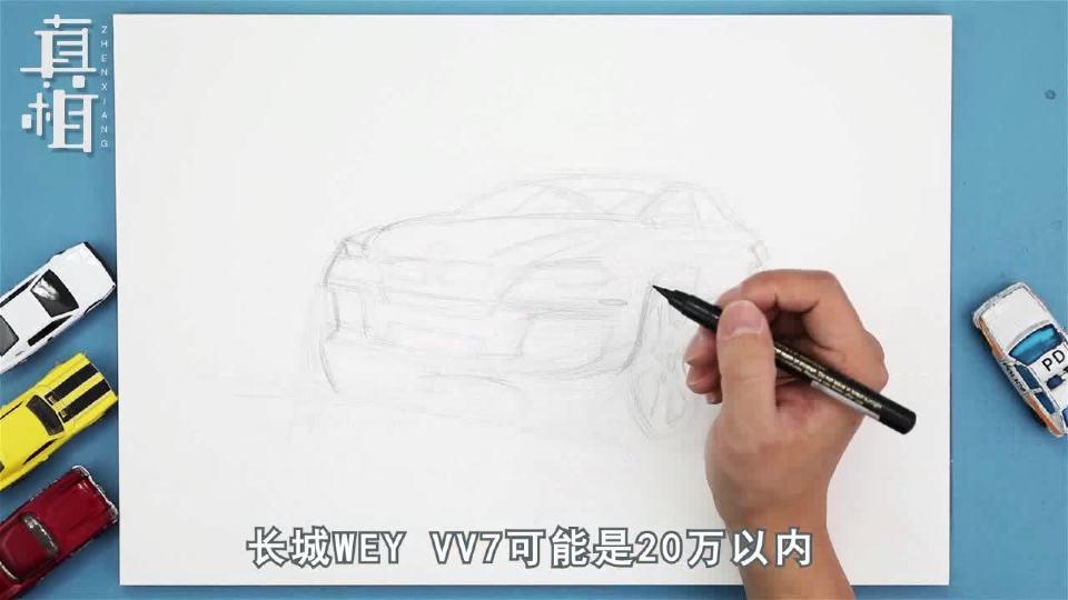 真汽车 20万以内,颜控怎么选车?