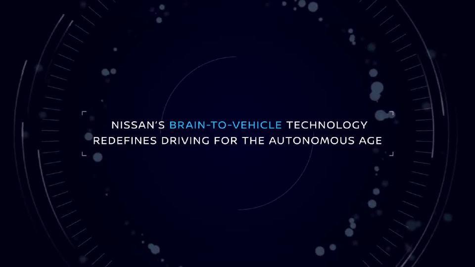 日产的智能汽车技术重新定义了自动驾驶的时代
