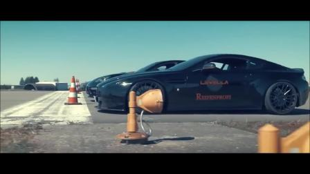 奥迪RS6vsGTRvs阿斯顿马丁vs HURACAN and 保时捷911
