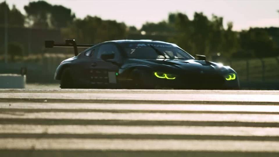 宝马M8 GTE 创新新动力