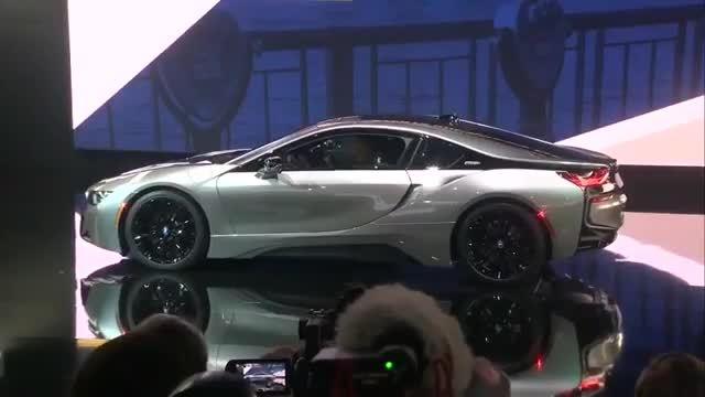2018北美车展 宝马发布会