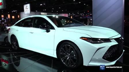 2018北美车展 丰田Avalon全球首发