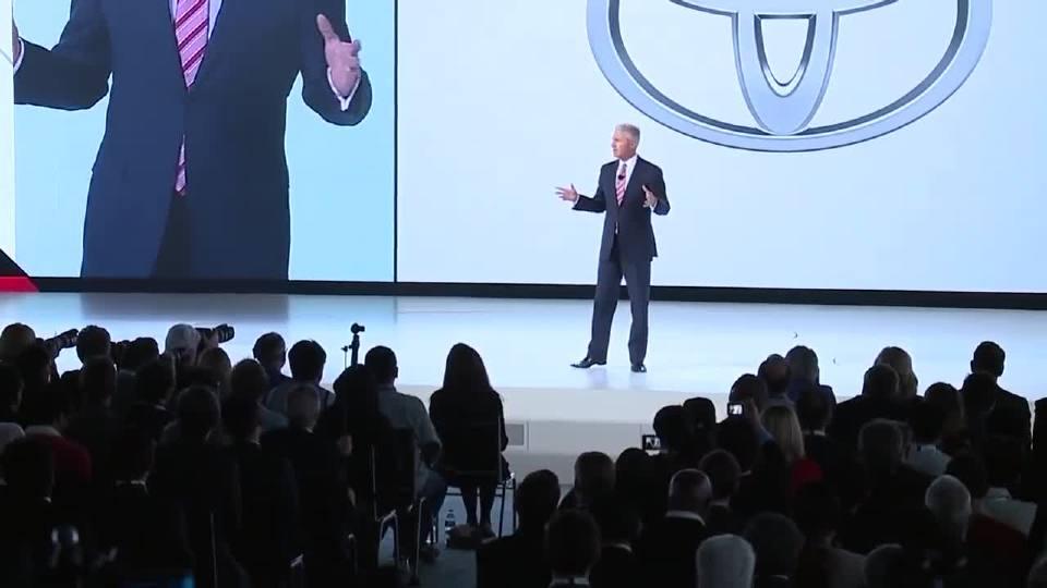 2018北美车展 丰田Avalon发布会