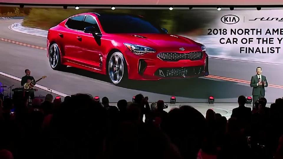 2018年北美车展 起亚发布会上看2019款起亚Forte