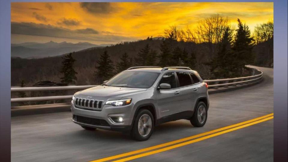 2018北美车展 Jeep自由光抢先看
