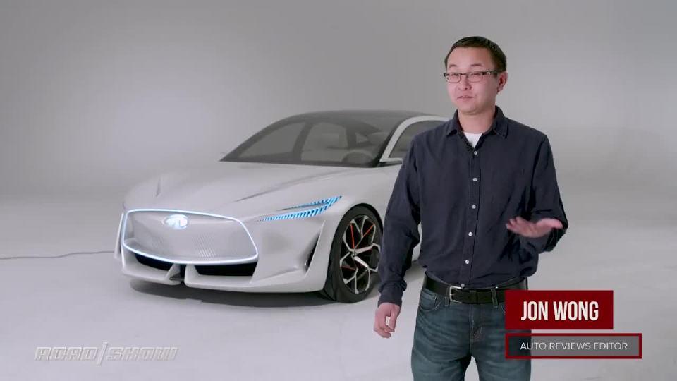 2018北美车展 英菲尼迪Q抢先看
