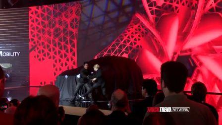 2018北美车展 日产X Motion概念车