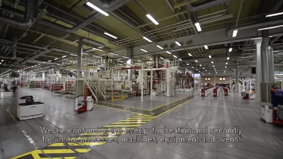 沃尔沃汽车舍夫德工厂