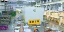 汽车制造厂:2017斯柯达奥克塔维亚生产线(无音乐)
