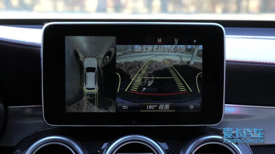 奔驰GLC级AMG 全景影像展示