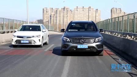 奔驰GLC级AMG 盲点辅助系统展示