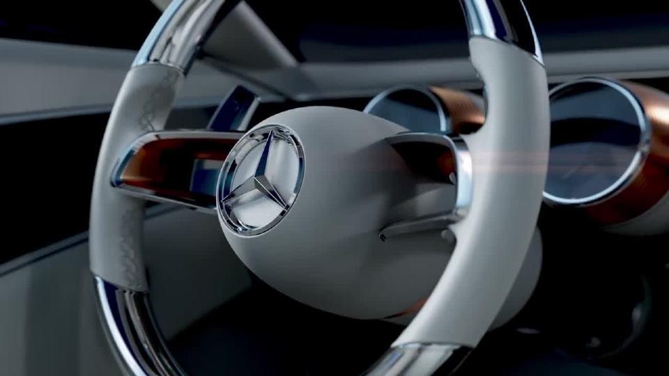 梅赛德斯奔驰 完美的制造