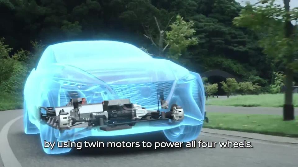 2017东京车展 日产新科技