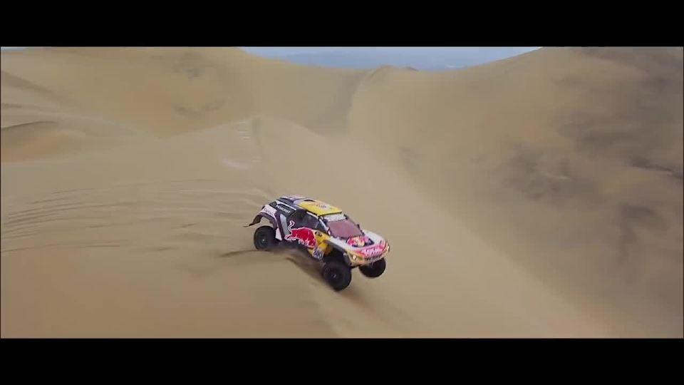 达喀尔2018的赢家 标致征服荒漠