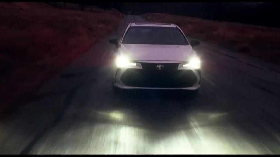 全新丰田Avalon 打造最美丰田汽车