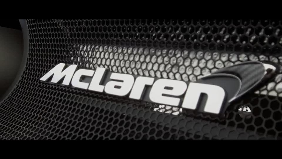 2017蒙特利汽车周 迈凯伦成为焦点