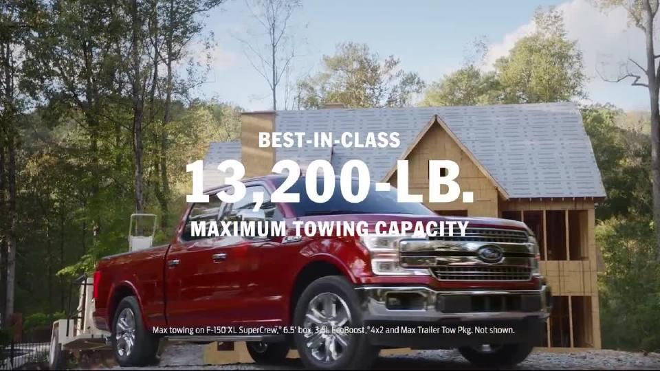 对比2018款丰田坦途与2018款福特F-150