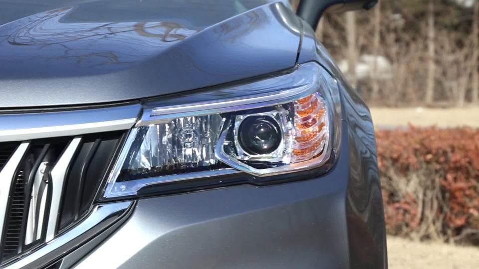 中华V6 外观展示