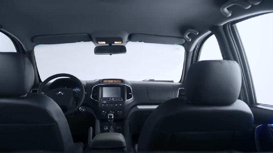 心随野性,无限可能,卡威SUV汽车