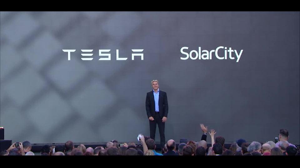特斯拉—用电问题解决 太阳能屋顶