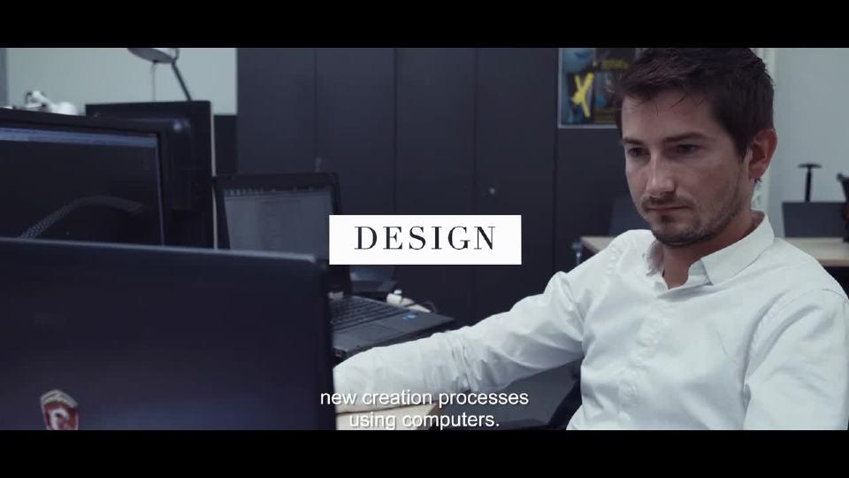 DS—车身黑暗面-径向设计的感官魅力
