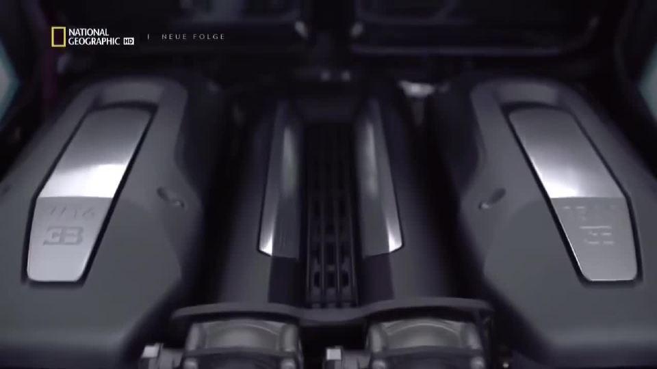 1500hp布加迪奇龙-世界上最快的车全纪实