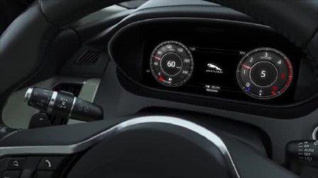 捷豹全新SUV E-PACE灯光展示