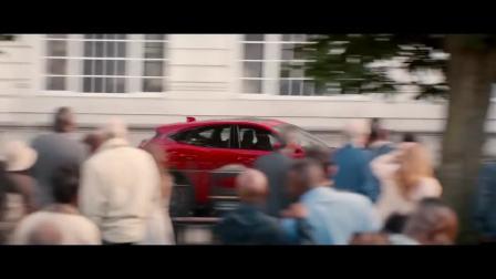 捷豹全新E-PACE SUV中的红太阳