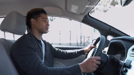 全新日产聆风 电力是如何驱动车辆的