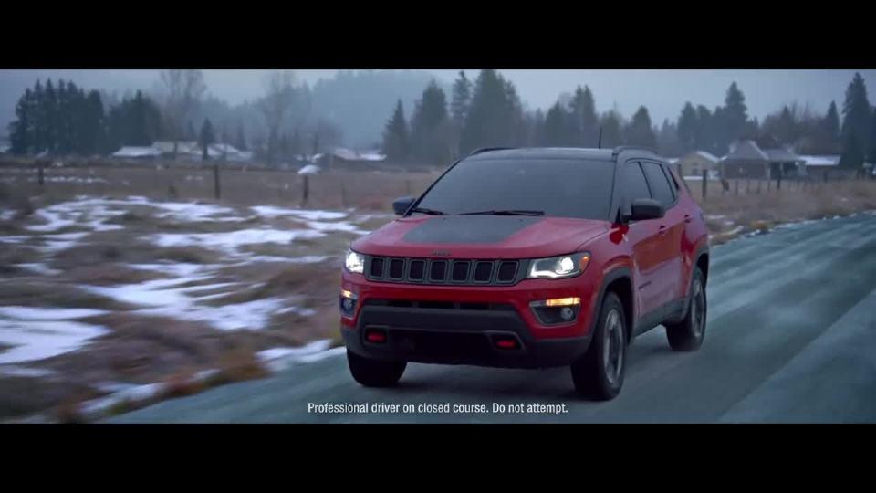 2018款Jeep指南者 全地形多路况挑战极限