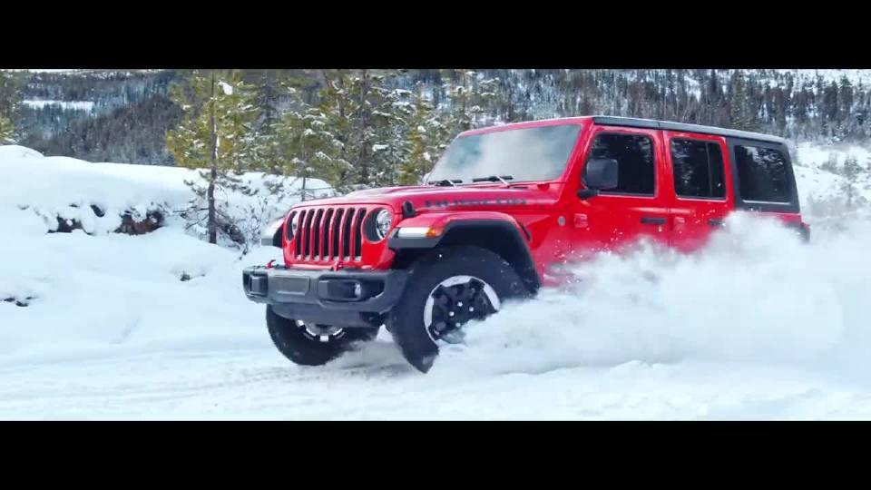 Jeep带你玩转冰雪极限运动 速滑时刻