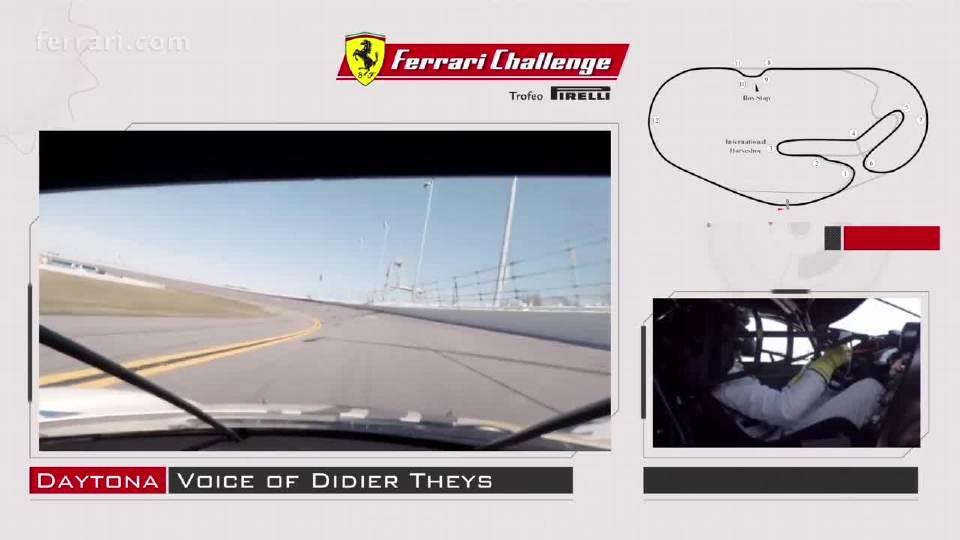 法拉利488挑战最快圈速 速度与激情