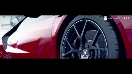 日系超跑对决 讴歌NSX vs 日产GT-R
