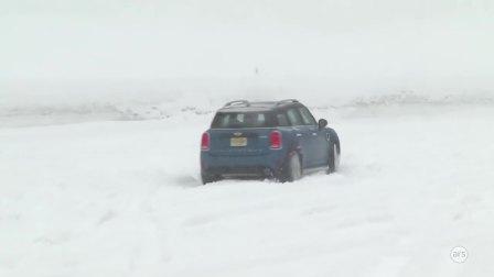 Mini Countryman S 四驱雪地测试
