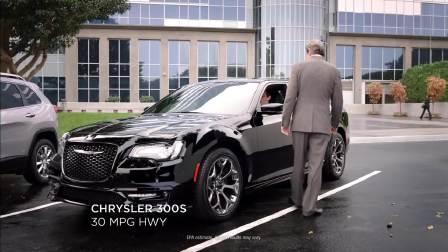全新克莱斯勒300s 让人看见便爱上的车