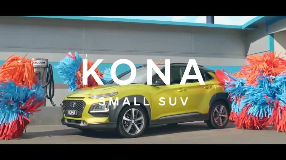 全新现代KONA 用青春活力舞动SUV的世界