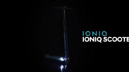 现代IONIQ衍生品 带你体验真正智能生活