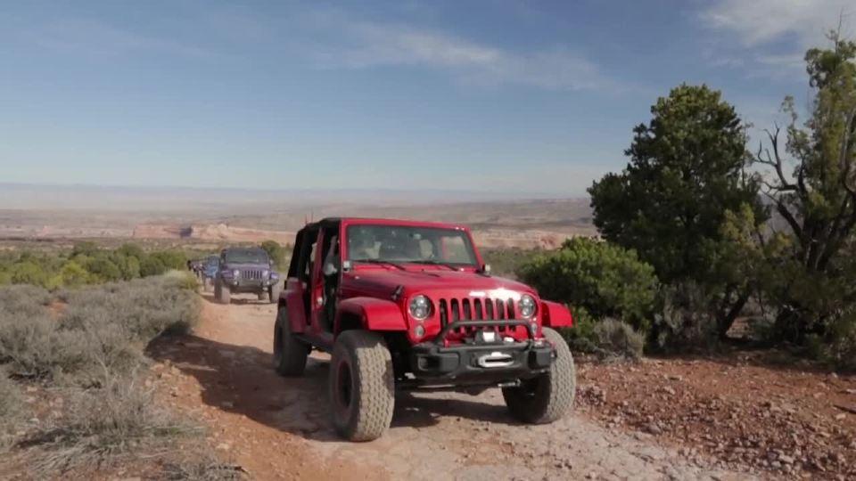 Jeep 展现出2016的复活节狂欢盛宴