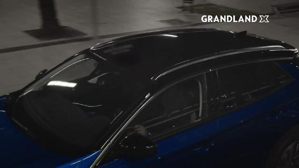 欧宝Grandland X  充满创新