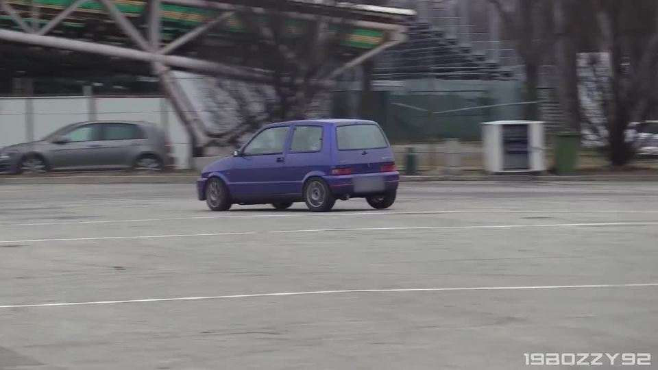 菲亚特汽车的赛道狂飙