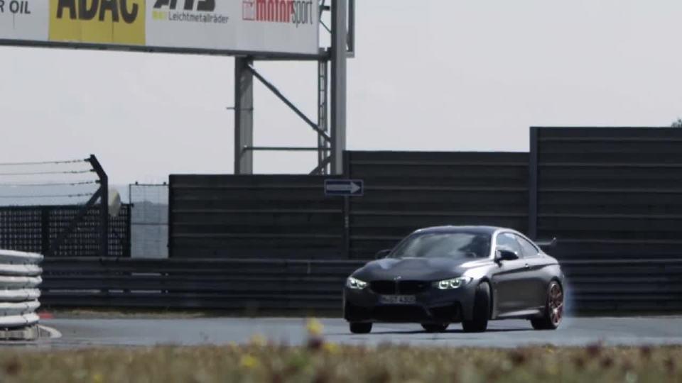 欢迎来到宝马M4 GTS世界 感受速度之美