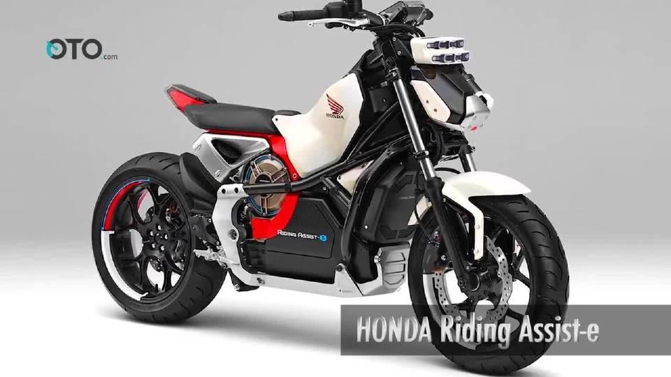 本田摩托车精致小巧但不缺乏霸气的因素