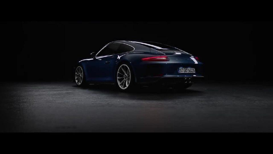 保时捷911 GT3 就是喜欢光与影的结合